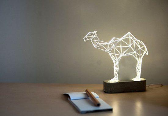 led camel